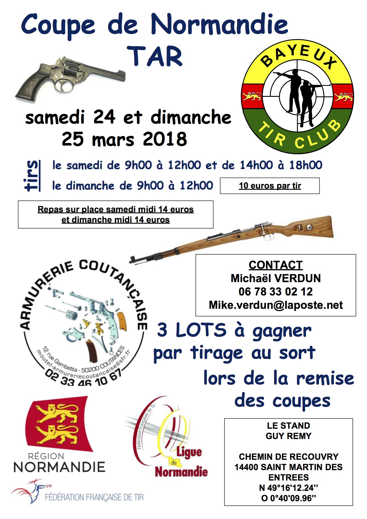 Affiche tar coupe 18